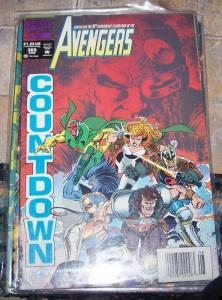 Avengers # 365 (Aug 1993, Marvel) countdown hercules black knight VISION