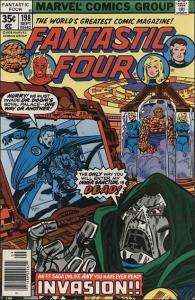 Marvel FANTASTIC FOUR (1961 Series) #198 VF