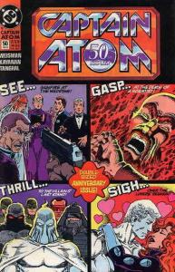 Captain Atom (DC) #50 FN; DC   save on shipping - details inside