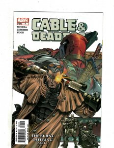 6 Cable and Deadpool Marvel Comics # 7 11 17 18 19 20 House of M Comedy HG2