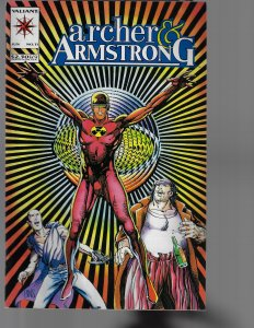 Archer & Armstrong #11 (Valiant, 1993) NM