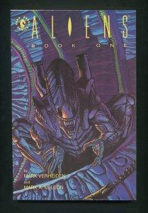 Aliens #1 Trade Paperback  / VFN/NM  January 1990