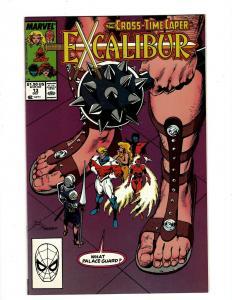 Lot of 12 Excalibur Marvel Comic Books #13 14 15 16 17 18 19 20 21 22 23 24 J404