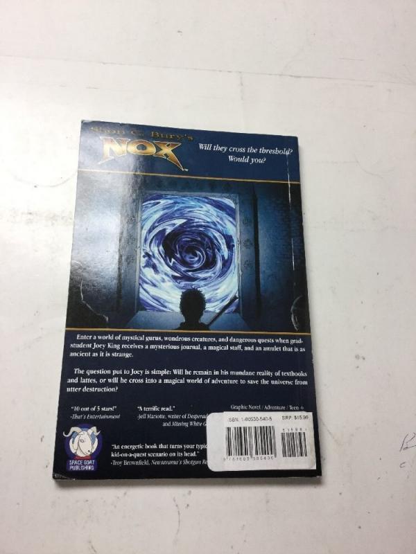 Box Tpb Nm Near Mint Shon C. Bury space Goat Publishing