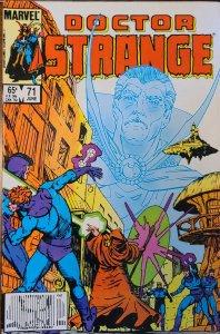 Doctor Strange #71 (1985)