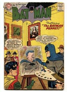 Batman #106 1957- comic book- Mona Lisa cover- DC Silver Age G