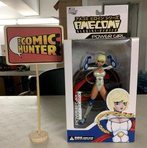 Ame-Comi Heroine Series Power Girl PVC Statue