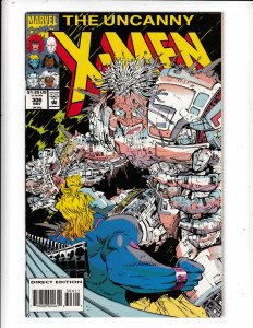 THE UNCANNY X-MEN#306 VF/FN   NO RESERVE Save on shipping