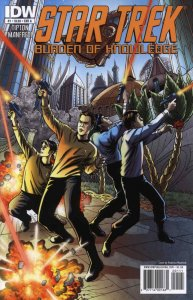 Star Trek: Burden Of Knowledge #1A VF/NM; IDW | save on shipping - details insid
