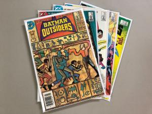 Batman and the Outsiders LOT