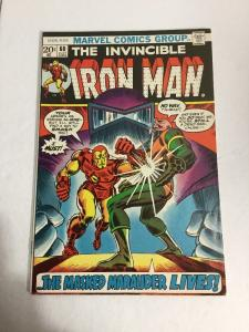 Iron Man 60 Nm- Near Mint- 9.2 Marvel Comics Bronze Age