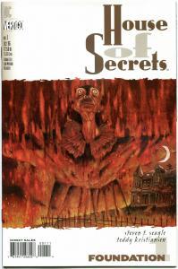 HOUSE of SECRETS #1 2 3 4 5 6 7, VF/NM, 7 issues, 1995, more Vertigo in store