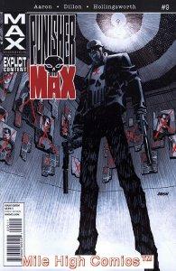 PUNISHERMAX (PUNISHER MAX) (2009 Series) #9 Near Mint Comics Book