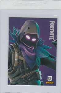Fortnite Raven 284 Legendary Outfit Panini 2019 trading card series 1