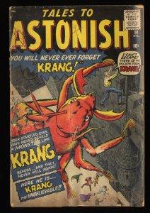 Tales To Astonish #14 GD 2.0 giant ant man hulk