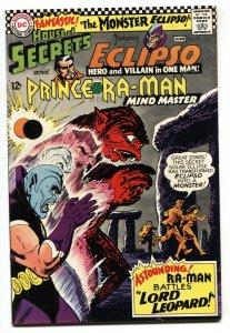 HOUSE OF SECRETS #78-ECLIPSO/PRINCE RA-MAN-1966 VF-