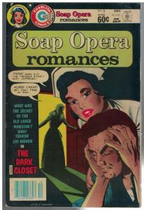 SOAP OPERA ROMANCES 3 VG-  Dec. 1982