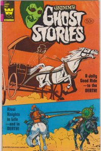 Grimm's Ghost Stories #57