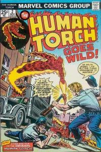 Human Torch (1974 series) #2, VF+ (Stock photo)