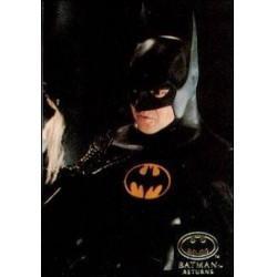 1992 Topps Stadium Club Batman Returns BATMAN #42