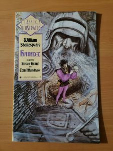 Classics Illustrated #5 William Shakespeare Hamlet ~ NEAR MINT NM ~ 1990