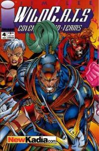 WildC.A.T.S.: Covert Action Teams #4, NM