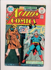 DC Action Comics #446 SUPERMAN  VG/FINE (SRU198)