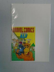 Marvel Comics Presents Alf #0 8.5 VF+ (1988 Mini-Comic)