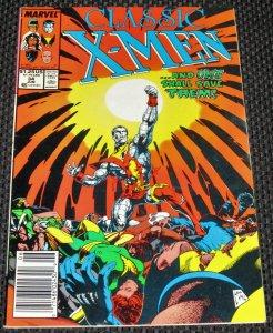 Classic X-Men #34 (1989)