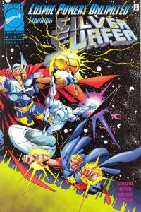 Cosmic Powers Unlimited #4, NM + (Stock photo)