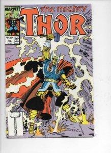 THOR #378 VF/NM God of Thunder Loki 1966 1987, more Thor in store, Marvel
