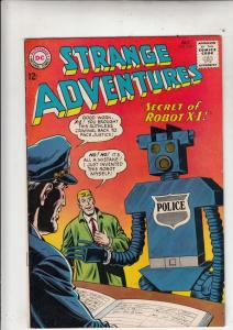Strange Adventures #169 (Oct-64) VF+ High-Grade
