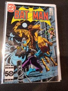 Batman Comic Issue 394 First Print 1986 Doug Moench Paul Gulacy