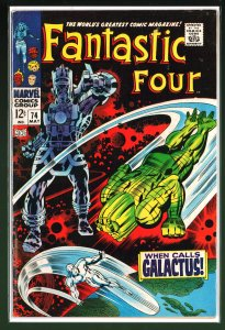 Fantastic Four #74 (1968)