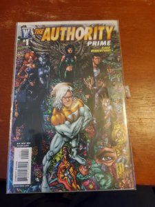 The Authority: Prime #1 (2007)