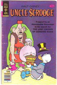Uncle Scrooge, Walt Disney #161 (Feb-79) VG+ Affordable-Grade Uncle Scrooge