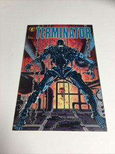 Terminator 4 Nm Near Mint Dark Horse Comics