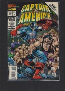 Captain America #430 (1994)