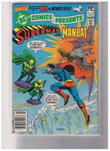 DC Comics Presents # 35 Very Fine   7.5