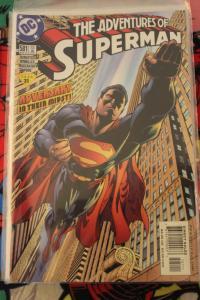 Adventures of Superman 581 NM+