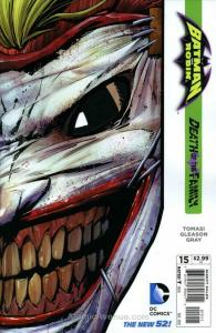 Batman and Robin (2nd Series) #15 VF/NM; DC   save on shipping - details inside