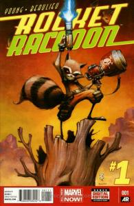 Rocket Raccoon (2nd Series) #1 VF/NM; Marvel | save on shipping - details inside