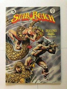Star Reach Productions STAR REACH #3 Frank Brunner 1st print 1975 F/VF (PF986)