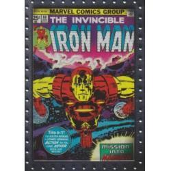 2010 Upper Deck Iron Man 2 Movie Classic Comic Covers IRON MAN #80 CC6