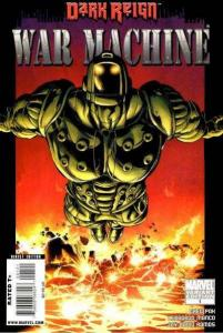 War Machine (2009 series) #1, NM + (Stock photo)