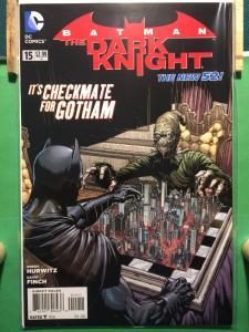 Batman The Dark Knight #15 The New 52