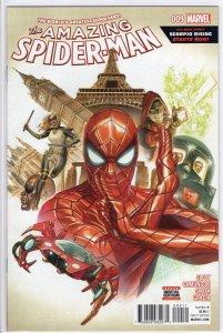 The Amazing Spider-Man #9 (2016) JW321