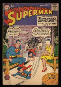 Superman #131 GD 2.0