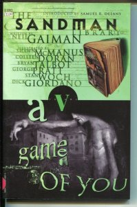 Sandman: A Game of You-Neil Gaiman-Vol 5-1993-PB-VG/FN