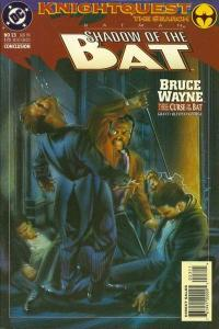 Batman: Shadow of the Bat #23, NM + (Stock photo)